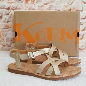 New Korks Jerrick Strappy Sandals